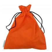 Bolsa Impermeable MundoBombis Naranja