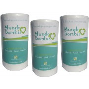 3 Rouleaux de Voiles de protection Mundo Bombis (600 feuilles)