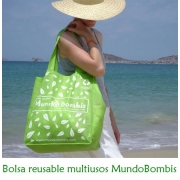 Sac écologique multi-usage MundoBombis
