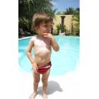 Maillot de bain Taille Unique (0-4 ans) Mundo Bombis